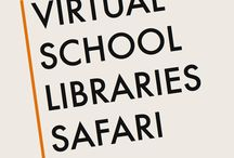 Virtual School Libraries Safari / Please post exemplary efforts in curation or whole virtual practice.