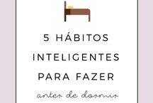 Bons hábitos