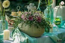 Bohém esküvő az erdőben / Valami szokatlan és szertelen esküvőt  álmodtál meg magadnak? Ami színes, könnyed és sablonoktól mentes? Akkor a bohém stílus a tökéletes választás!