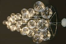 Lighting / Looking for some lighting inspiration for the lounge and hallway, obviously on a smaller scale!