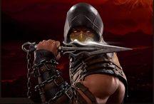 Mortal Kombat Merchandise & Collectibles
