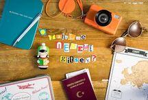 Seyahatname / Gezi ve Seyahatle ilgi bir çok şey
