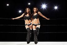 WWE / by Makayla Franklin