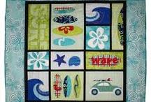 Surfy quilt