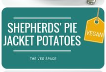 potato jacket / shepherds pie