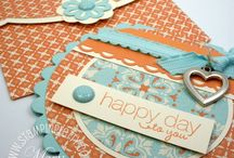 cards / by Robyn DeYoung