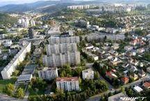 Moje mesto / Považská Bystrica (nem. Waagbistritz, maď. Vágbeszterce) je priemyselné mesto na severozápade Slovenska na rieke Váh. Nachádza sa medzi mestami Púchov a Bytča, leží v Trenčianskom kraji