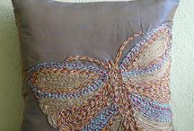 Butterfly Pillows/Cushions
