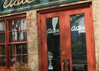 Aster cafe / Twin Cities Restaurants