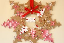 vánoční věnec