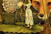 Fairy Tales - Thumbelina
