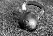 Primal Fitness / by Elizabeth Quandt-Evans
