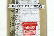 CARDAHOLIC-BIRTHDAY / by Marie Atwood
