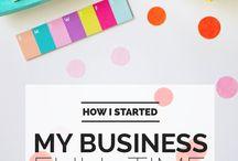 Start Your Business / Créer son emploi, devenir indépendant ou auto-entrepreneur