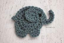 Gehaakte olifant