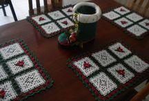 crochet navideño / tejidos en crochet