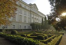 Welcome to Schloss Leopoldskron