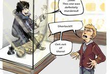 Series - Sherlock - varie & fandom