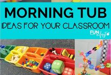 Teaching - Morning Work & Early Finishers