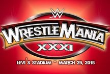 WWE WrestleMania 31 / WrestleMania 31 will be the thirty first annual WrestleMania professional wrestling pay per view (PPV) event produced by WWE. It is scheduled to take place on March 29, 2015. The Place Is Levi's Stadium in Santa Clara, California.