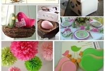 Event, party, shower ideas decorations,