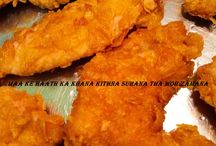 fried chicken / Recipe. step1...1 kg boneless chicken cut in long strips 1 egg, For more recipe click the link below - https://www.facebook.com/433851030056899/photos/pb.433851030056899.-2207520000.1408727692./578620585579942/?type=3&theater