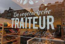 Vegan Eats in Holland