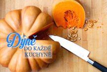 podzimní recepty dýně
