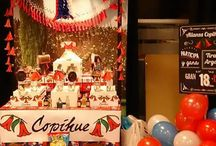 decoracion Fiestas Patrias