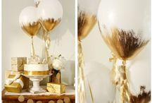 Wit en goud