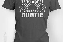 Auntie to be..... / by Meghan Britt