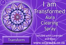 Essence aura clearing sprays / Essence aura clearing sprays are hand-made in Cape Town with an infusion of sacred water, crystals, light and essential oils. They are activated through the angelic and universal energies, together with the Violet Flame activations and sound frequencies.