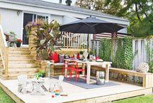 projet patio
