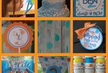 Bubble Guppies Birthday / by Lisa Purko