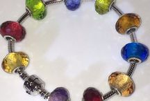 Silver Quartz Beads