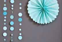 shower/bridal-baby ideas / by Wendy Wilkerson