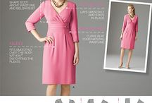 sewing inspiration / My collection of sewing patterns to suit women whose cups runneth over.