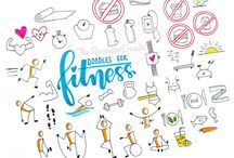 Fitness and healthy life