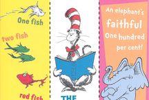 Dr. Seuss Theme / 13-14 theme is Dr. Seuss / by Melinda Miller