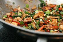 Recipes: Stir Fry & Asian