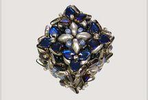Beaded Beads / by Viki's Beading