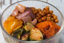 Vege food prep