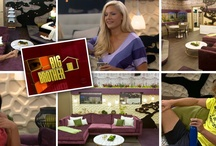 Big Brother USA / WallArt 3d wallpanels by Inhabitliving.com in BigBrother USA !
