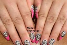 Nail Art by Mona P 2014 / Nail Art