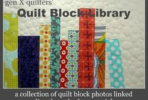 Quiltspiration / Quilts that make me want to get off Pinterest and into the sewing room (and some that inspire me to keep browsing). / by Bec Really