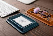 colm_Leather tray