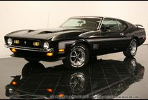 Mustang Mach 1 / by Joshua Randolph