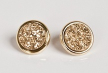 Jewels + Gems / by Katelyn Popp