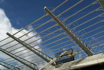MMArena / Stade du Mans - Architectes Bruno Huet - Cardete et Huet