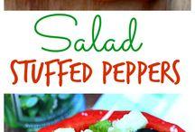 Heathy salad